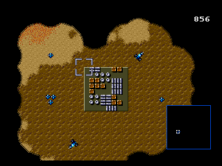 Dune II - Kampf um den Wustenplaneten -  - User Screenshot